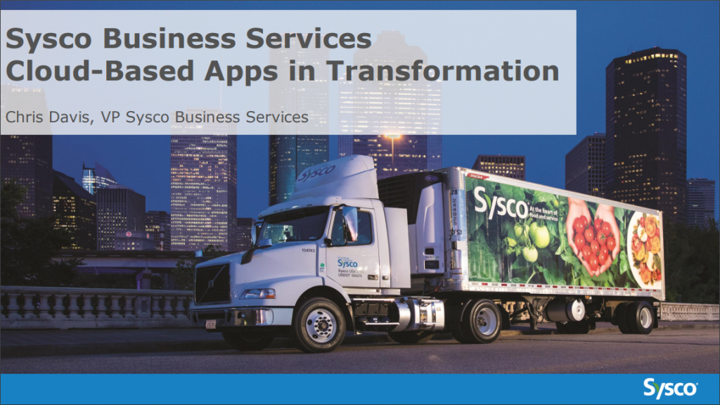 Business Services in Cloud-Based Apps in Transformation