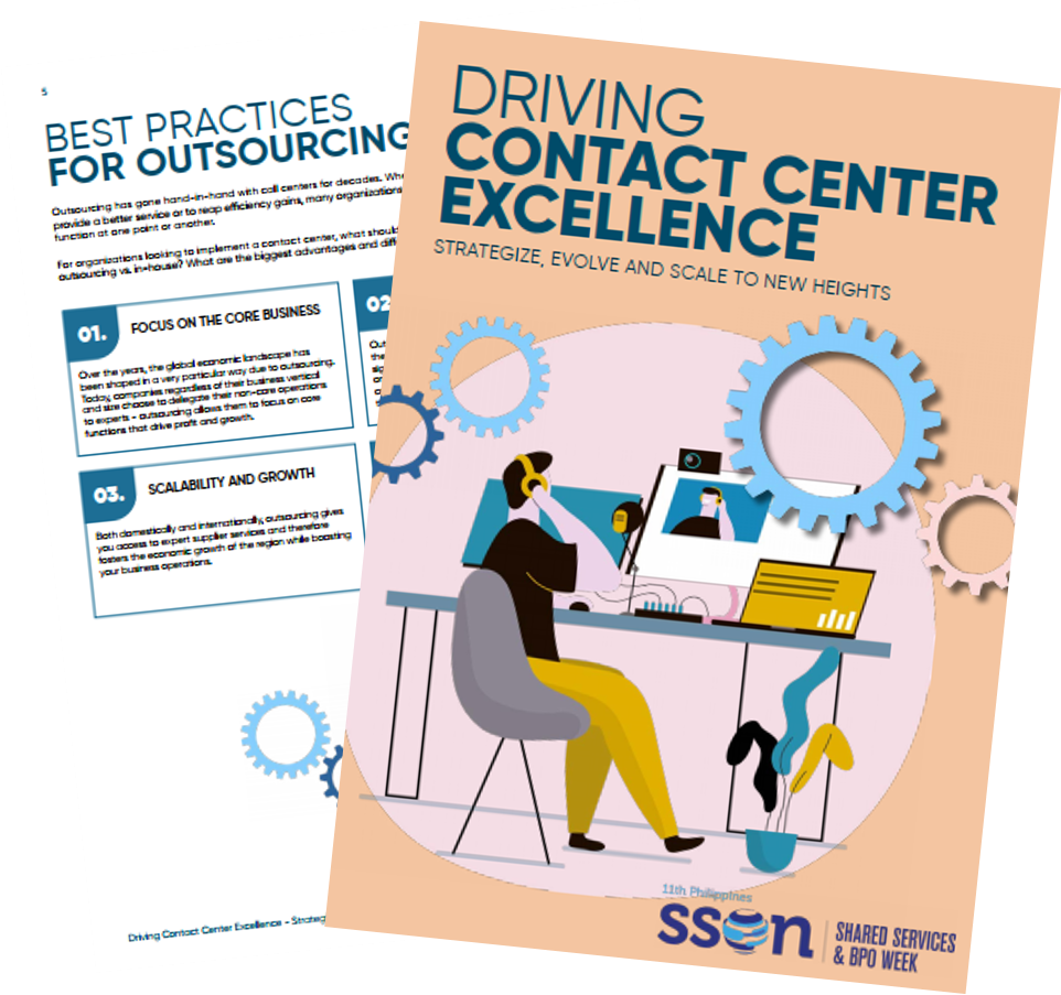 Driving Contact Center Excellence Strategize, Evolve And Scale To New Heights