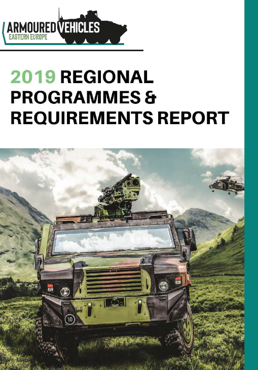 Armoured Vehicles Eastern Europe | 2019 Regional programmes and requirements report