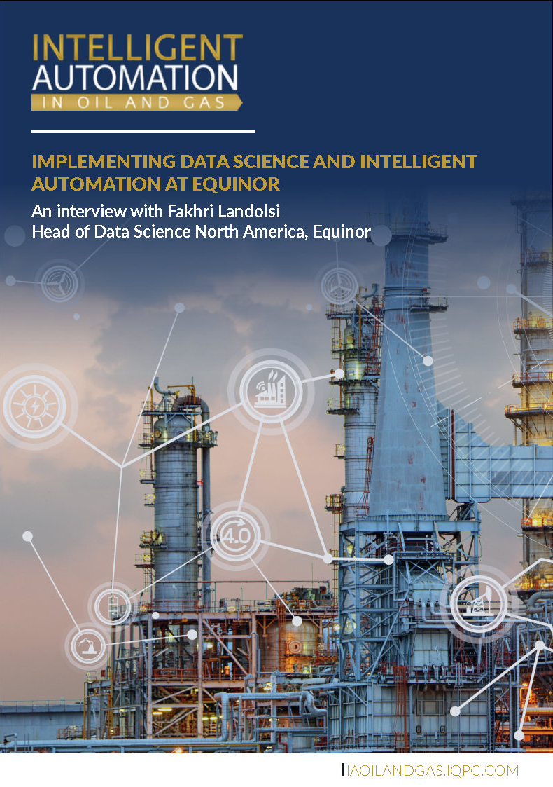 Implementing Data Science and Intelligent Automation at Equinor