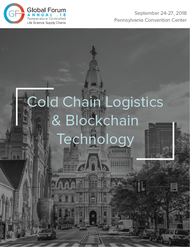Cold Chain Logistics & Blockchain Tech