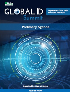 Check out the 2018 Global ID Summit Preliminary Agenda!