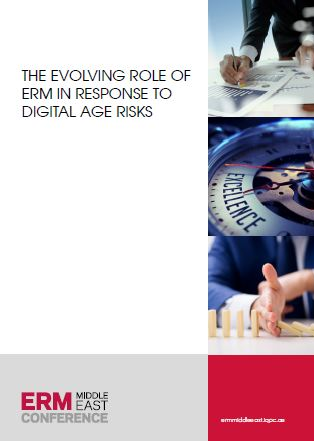The evolving role of ERM in response to digital age risks