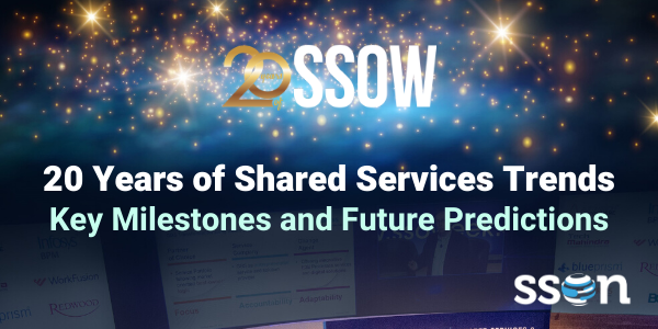 20 Years of Shared Services Trends