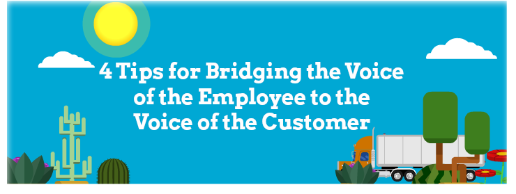Top Recommendations for Connecting Employee Engagement with the Customer Experience