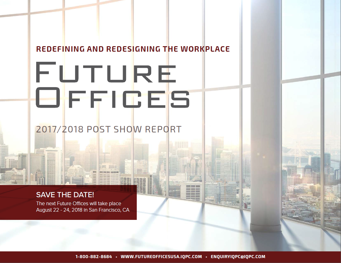 Future Offices 2017 Post Show Report