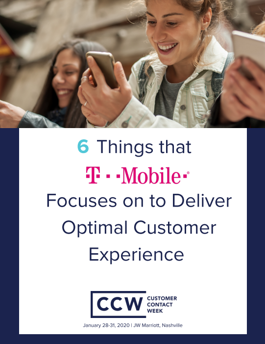 6 Ways T-mobile Delivers Optimal Customer Experience