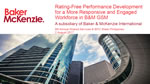 Rating-Free Performance Development for a More Responsive and Engaged Workforce in B&M GSM