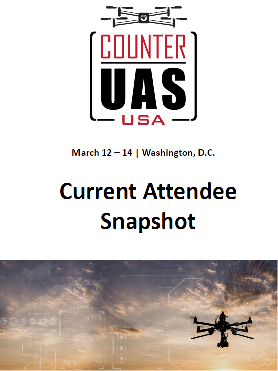 2019 Counter UAS Current Attendee List