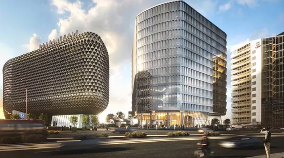 Designs for Adelaide's $3.6bn Health Precinct Revealed