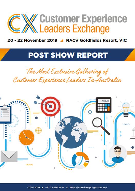 Customer Experience Leaders Exchange 2019 Post Show Report