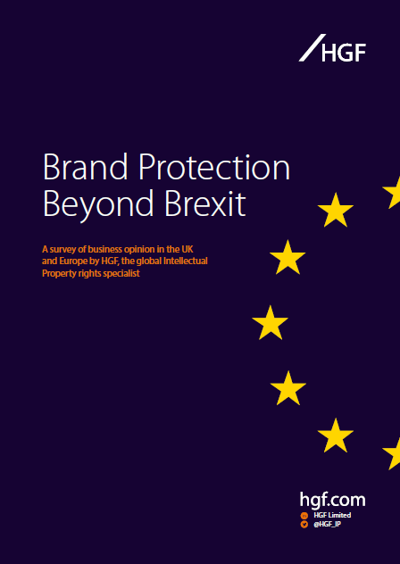 Brand Protection Beyond Brexit: A Survey By HGF