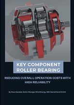 NSK Article - Key Component Roller Bearing