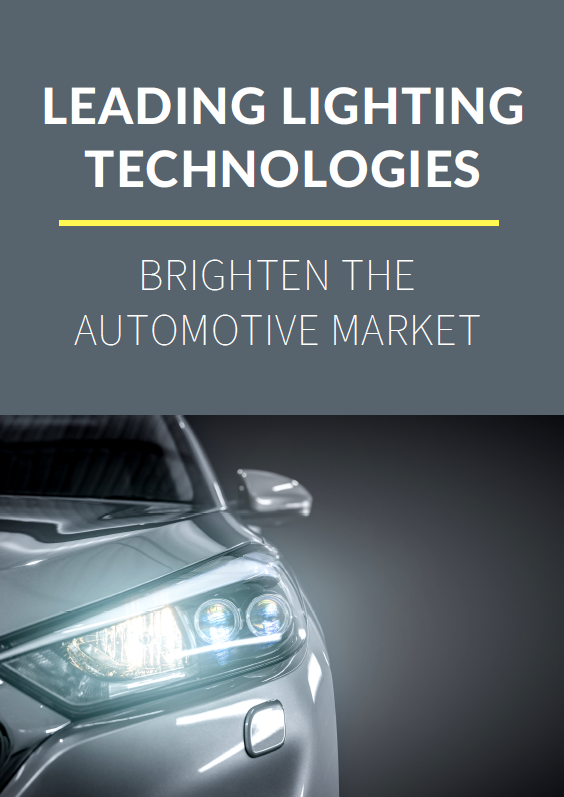 Report on how Leading Lighting Technologies are Brightening up the Automotive Market