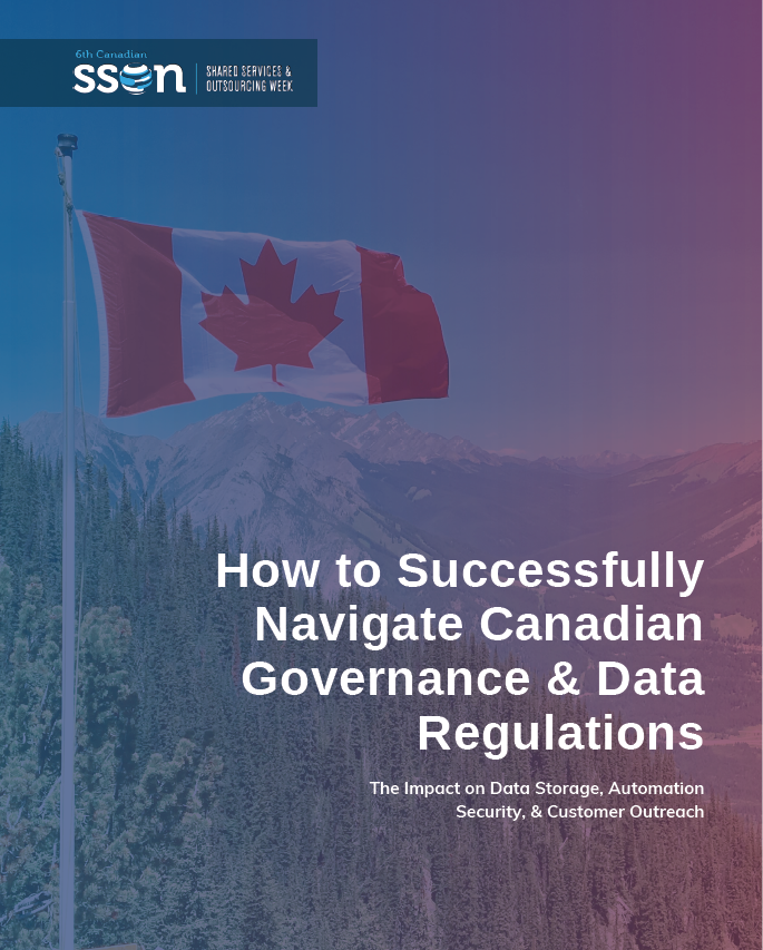 How to Successfully Navigate Canadian Governance & Data Regulations