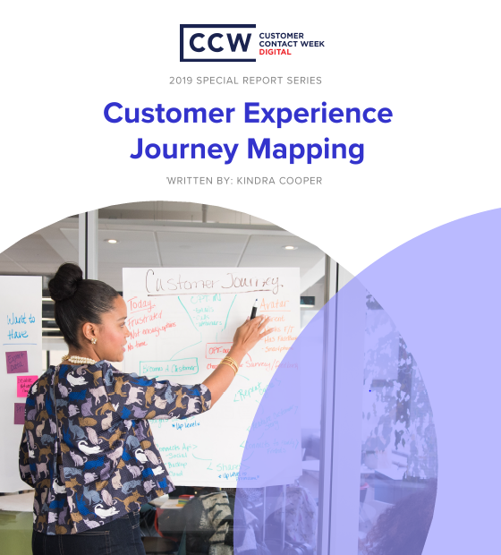 Report: Customer Experience Journey Mapping