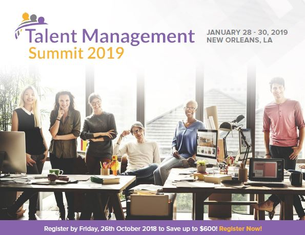 Talent Management Summit 2019 Official Event Packet
