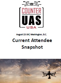 Counter UAS Current Attendee Snapshot