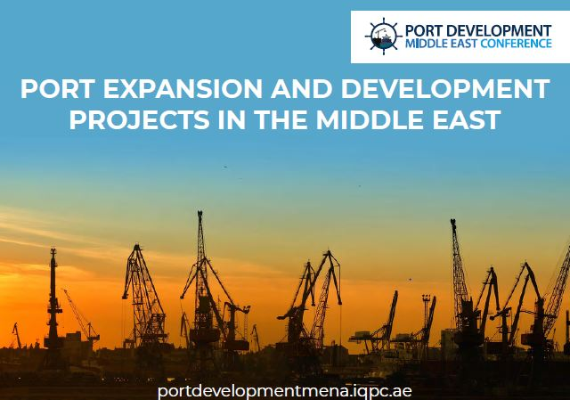 Interactive Map – Port Expansion and Development Projects in the GCC