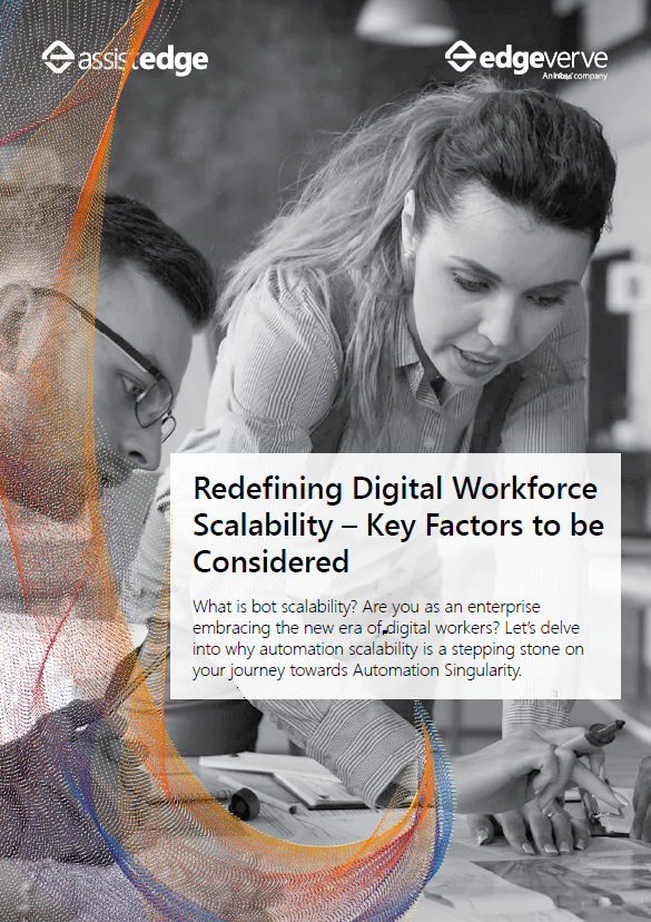 Read the Whitepaper - Redefining Digital Workforce Scalability