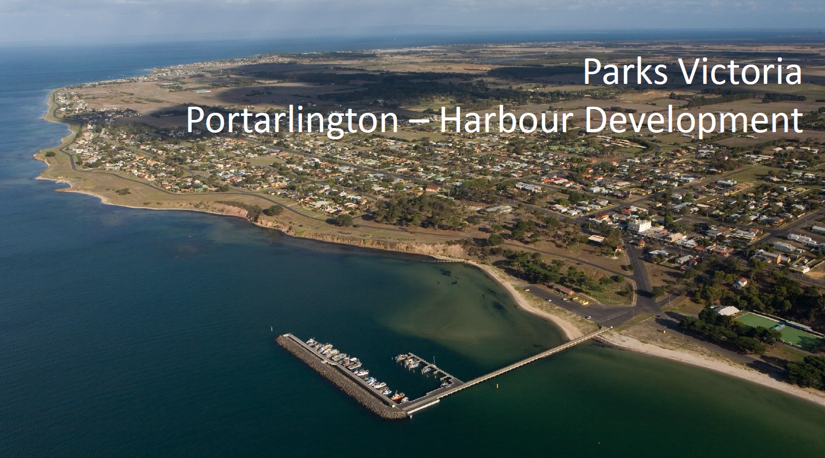 Development of Portarlington Harbour to Facilitate Growth in Aquaculture Industry and Tourism