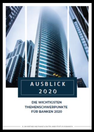 Bericht: Die wichtigsten Themen für den Bankensektor im Jahr 2020