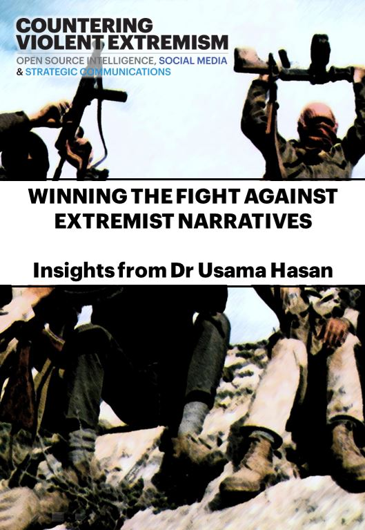 Winning the fight against extremist narratives: Insights from Dr Usama Hasan