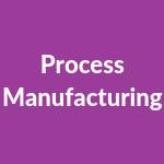 Process Manufacturing Snapshot Agenda