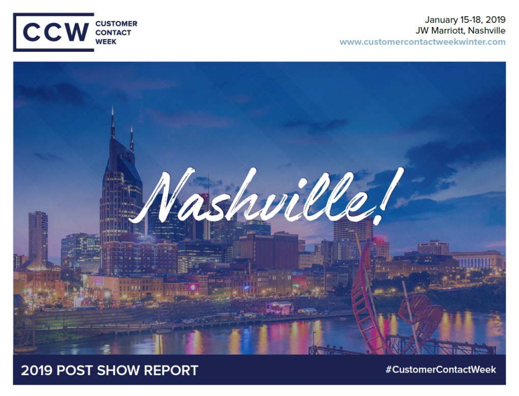 CCW Nashville Post Show Report - 2019