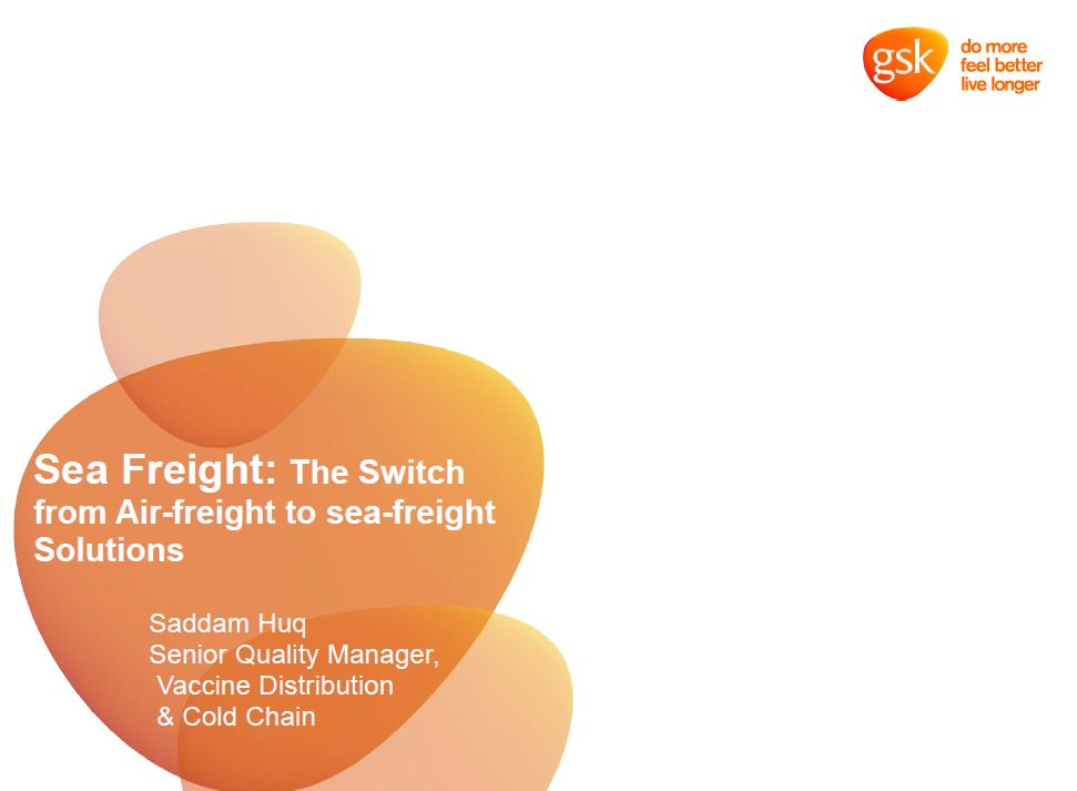 Sea Freight: The Switch from Air-freight to sea-freight Solutions