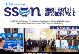 SSON: 2018 Shared Services and Outsourcing Woche (SSOW) Event Prosectus