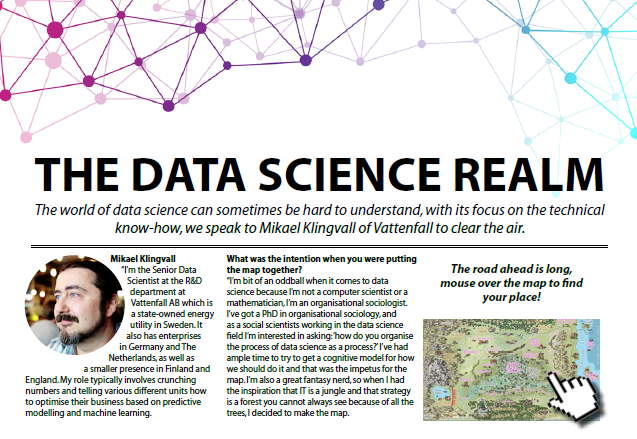 The Data Science Realm
