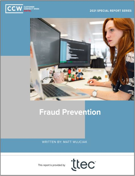 Special Report: Fraud Prevention