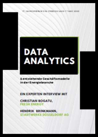 Interview: Welche Chancen bieten Data Analytics der Energiewirtschaft?