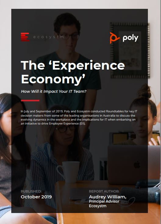 The 'Experience Economy': How Will It Impact Your IT Team
