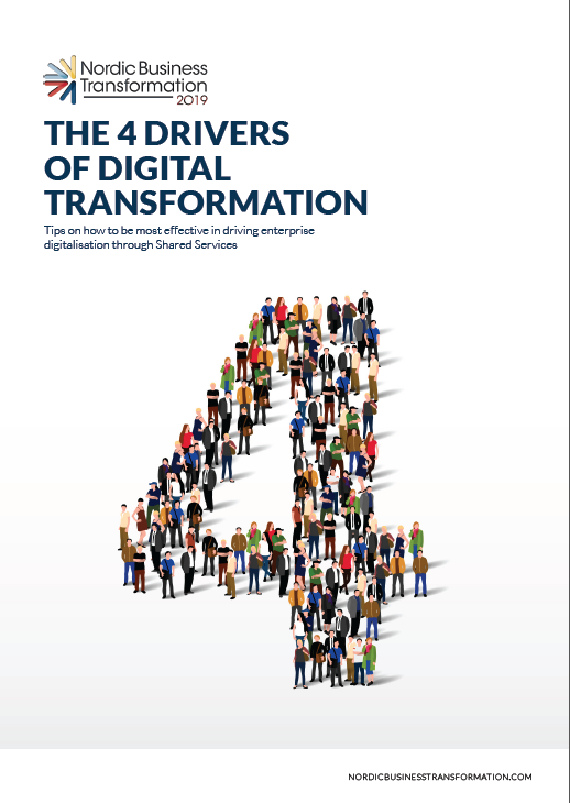 The 4 Drivers of Digital Transformation