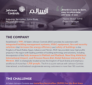 Case Study: Al Salem Johnson Controls (ASJC)