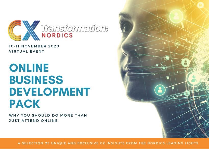 CX Nordics Business Development Pack
