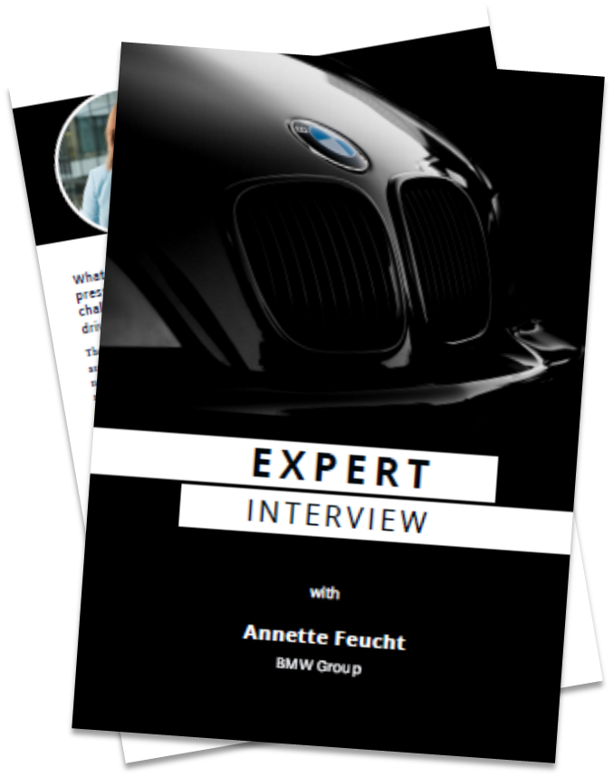 Exclusive BMW Interview with Annette Feucht