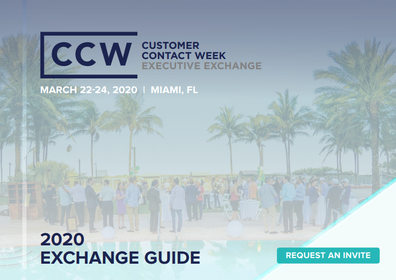 View the Full Event Brochure | CCW Exchange Miami 2020