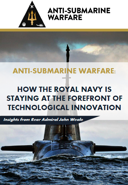 Anti-Submarine Warfare: How the Royal Navy is staying at the forefront of technological innovation