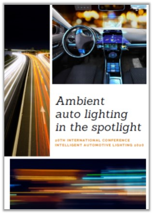 Automotive IQ Article: Ambient Lighting in the Spotlight