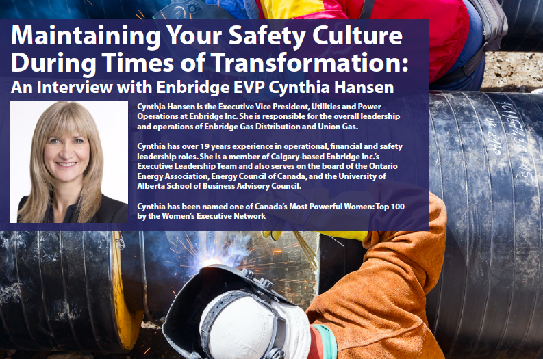 Maintaining Your Safety Culture During Times of Transformation