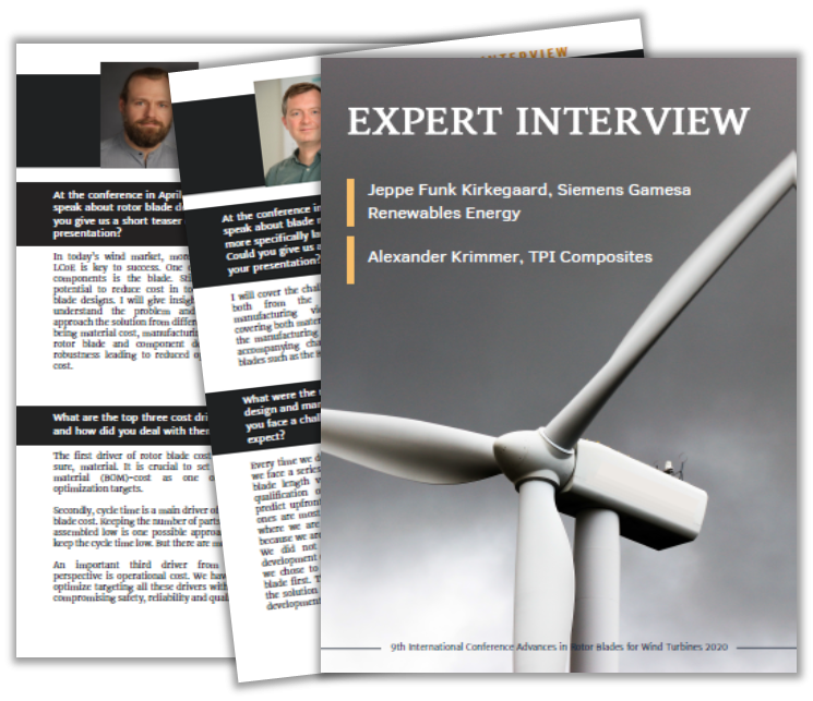 Interview with Siemens and TPI Composites on Current Challenges for Rotor Blades