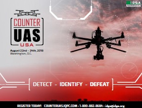 Counter UAS 2018 Event Guide