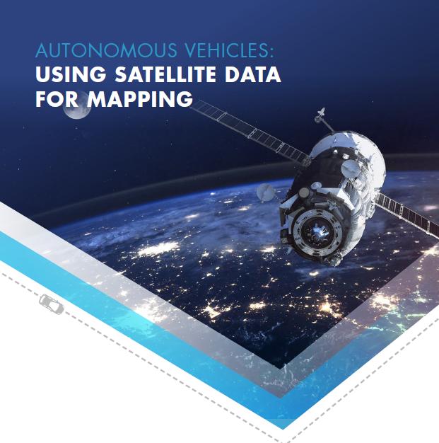 Autonomous Vehicles: Using Satellite Data for Mapping