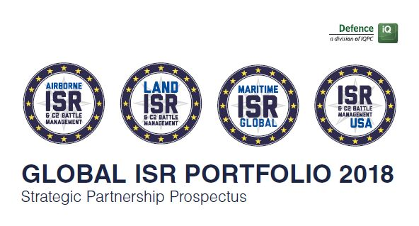 Global ISR Portfolio 2018 - Strategic Partnership Prospectus