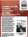 Taking Action Against Malicious Drones: Highlights from The Preventing Emerging Threats Act of 2018