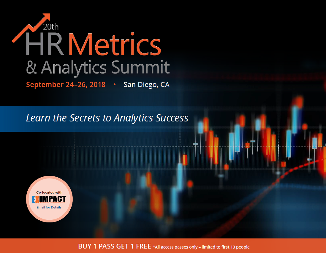 View your event guide - The 20th HR Metrics & Analytics