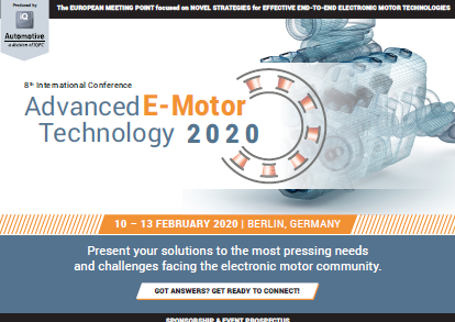 Partner Content - Get Ready to Connect. E-Motor!